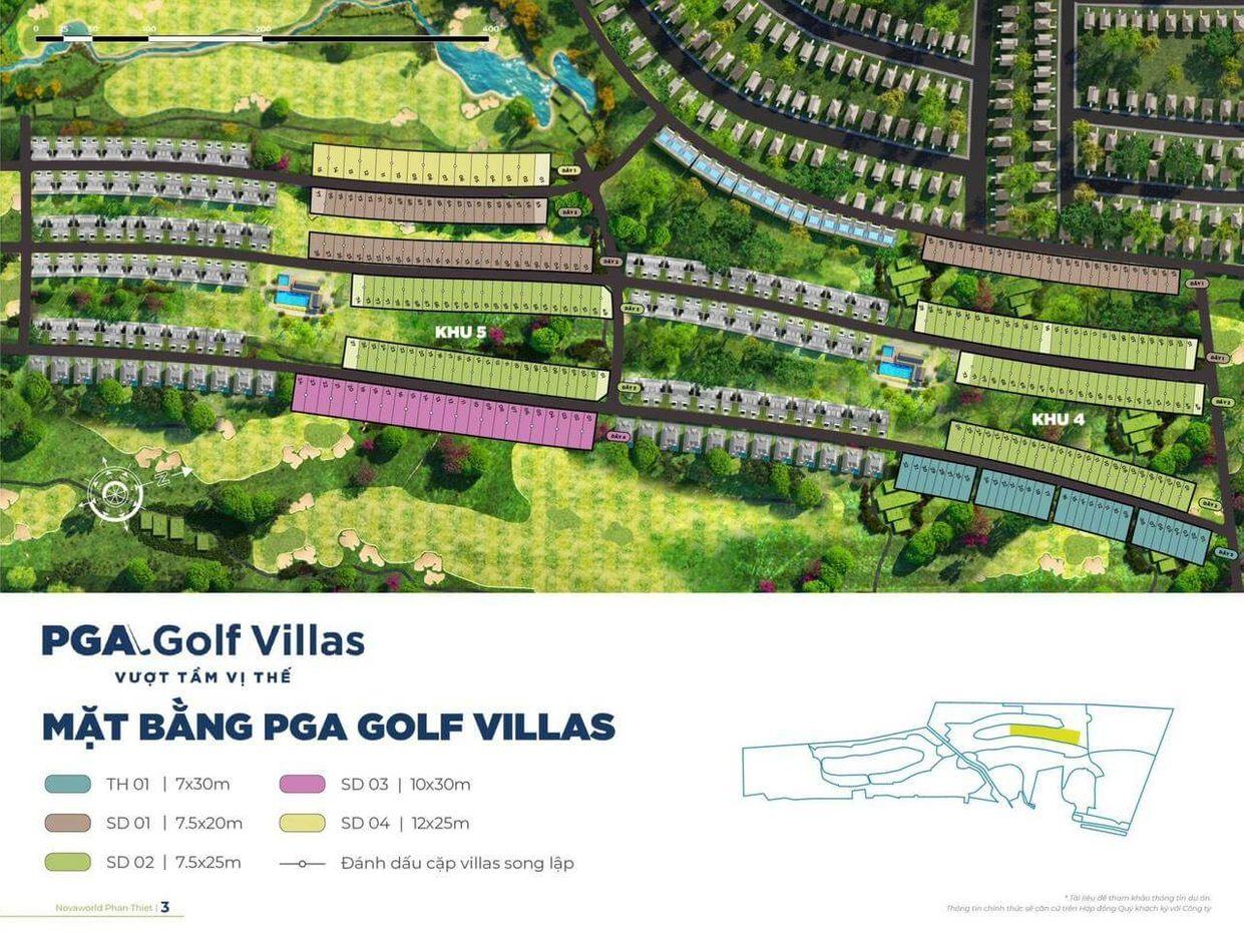 Phân khu Golf Villas